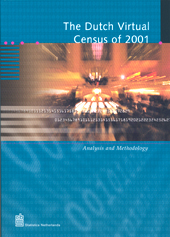 The Dutch Virtual Census of 2001