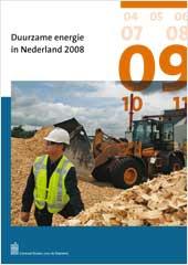 Duurzame energie in Nederland 2008