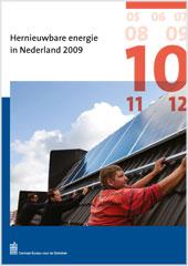 Hernieuwbare energie in Nederland 2009