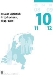 111 jaar statistiek in tijdreeksen, 1899-2010
