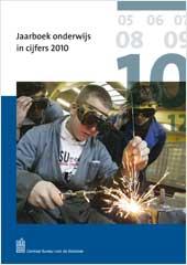 omslag jaarboek onderwijs 2010