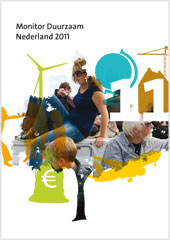 Monitor Duurzaam Nederland-brochure