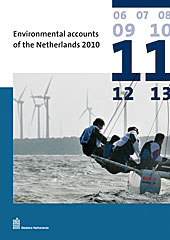 Environmental Accounts of the Netherlands 2010