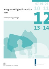 Omslag Integrale Veiligheidsmonitor 2011