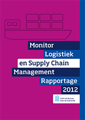 Omslag Monitor logistiek en supply chain management, rapportage 2012