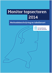 Top sector monitoring study 2014, description of methods and tables