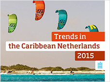 cover of trends in the caribbean netherlands 2015