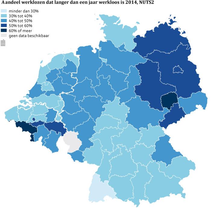 De Werkloosheid in Nederland door de jaren heen