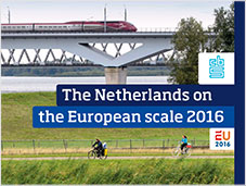 Cover The Netherlands on the European Scale 2016